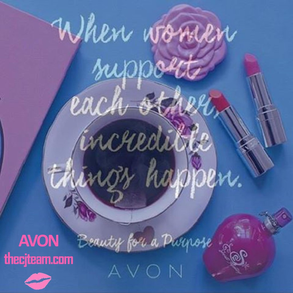 Request AVON Brochure - More Than Makeup Online