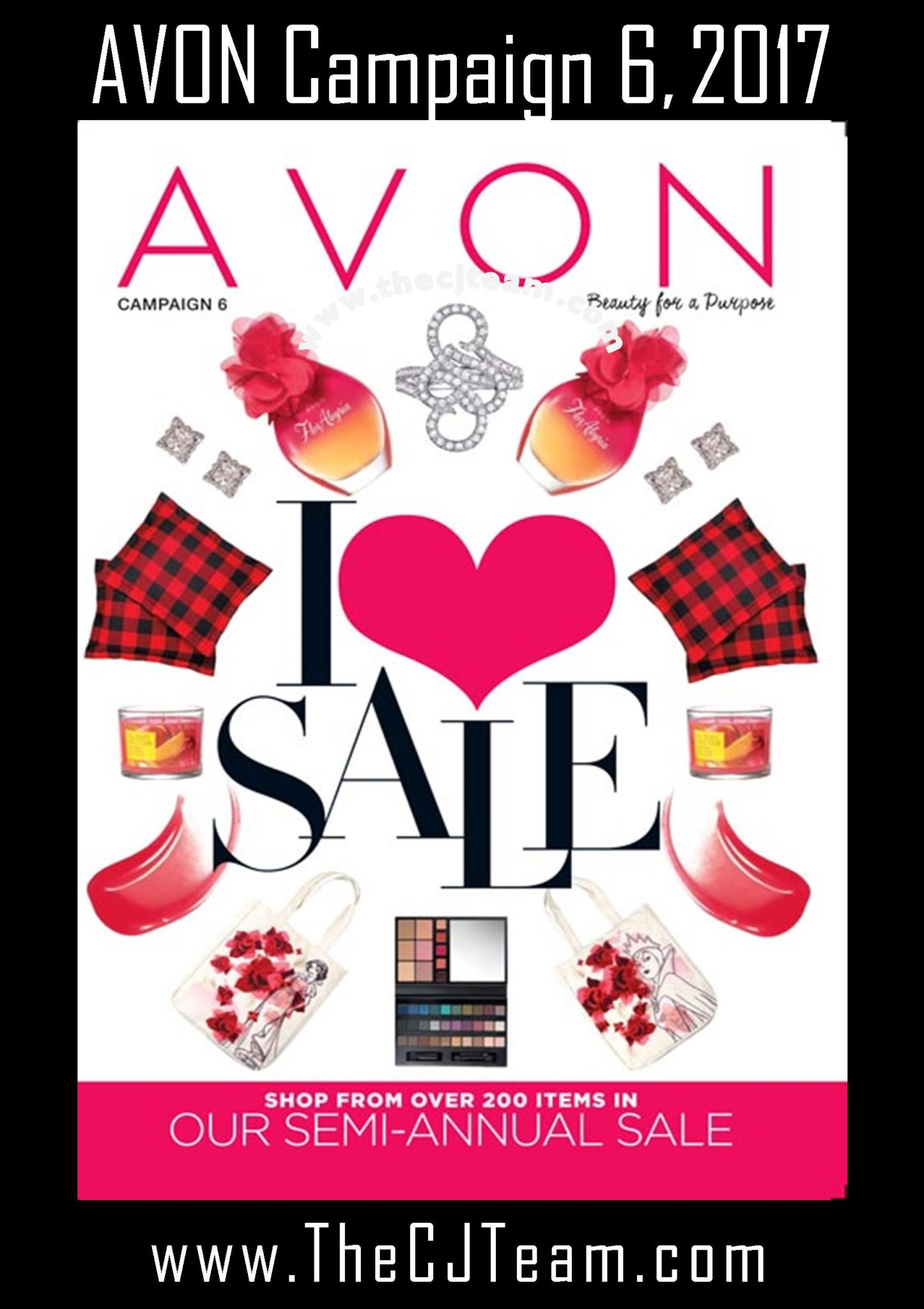 Avon Campaign 6, 2017 - More Than Makeup Online
