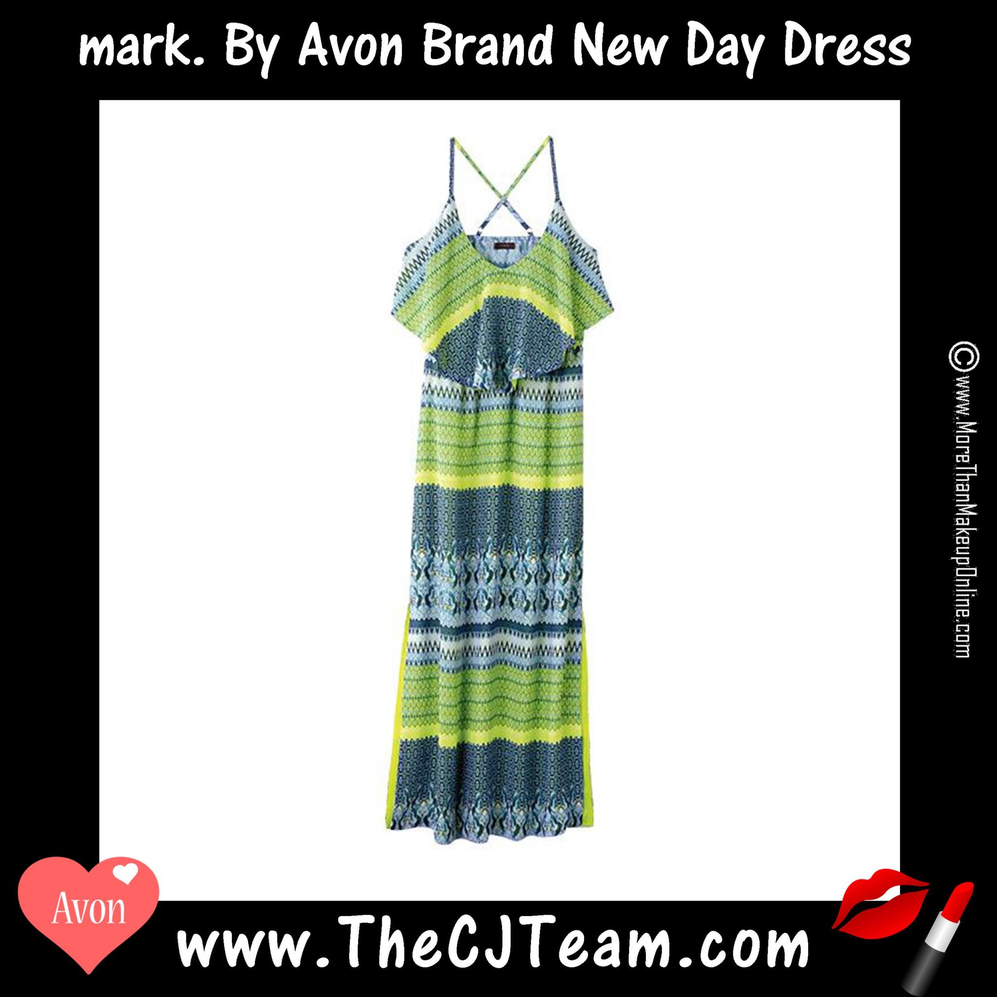 mark. By Avon Brand New Day Dress - More Than Makeup Online