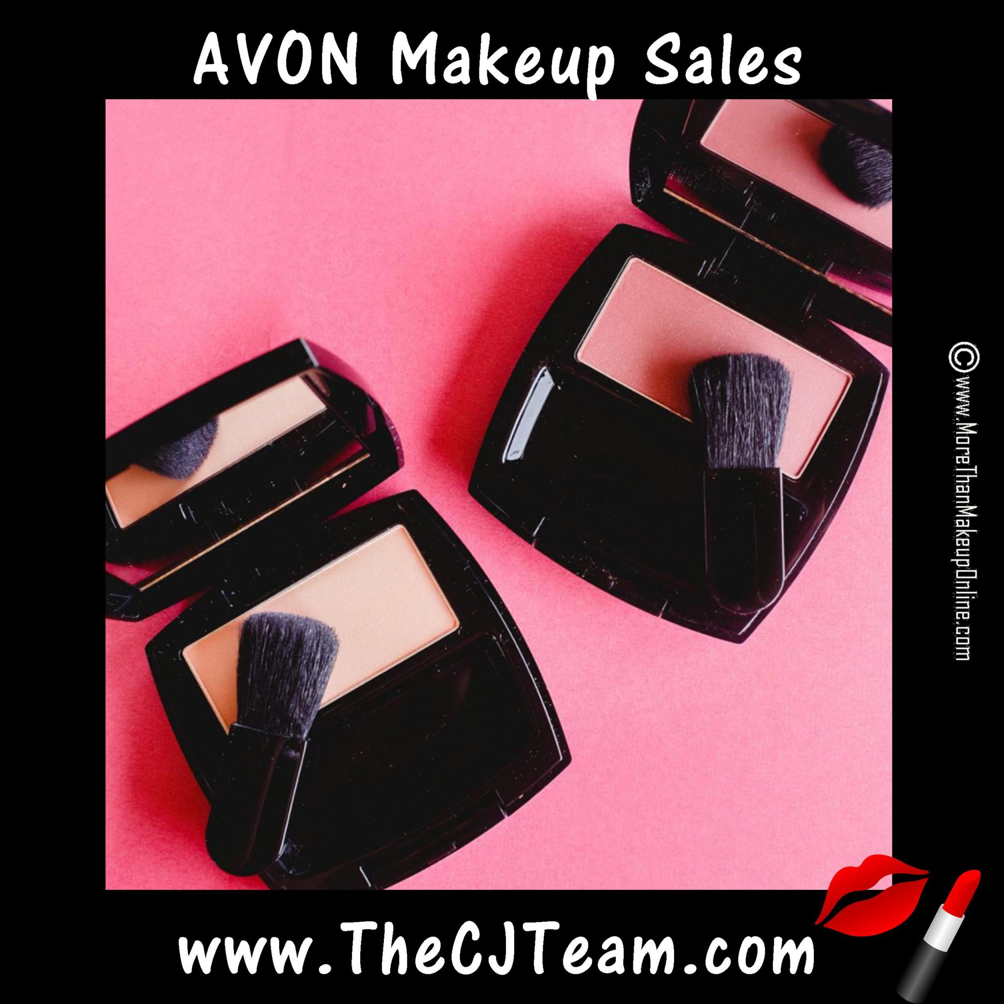 Avon Campaign Makeup Sales More Than