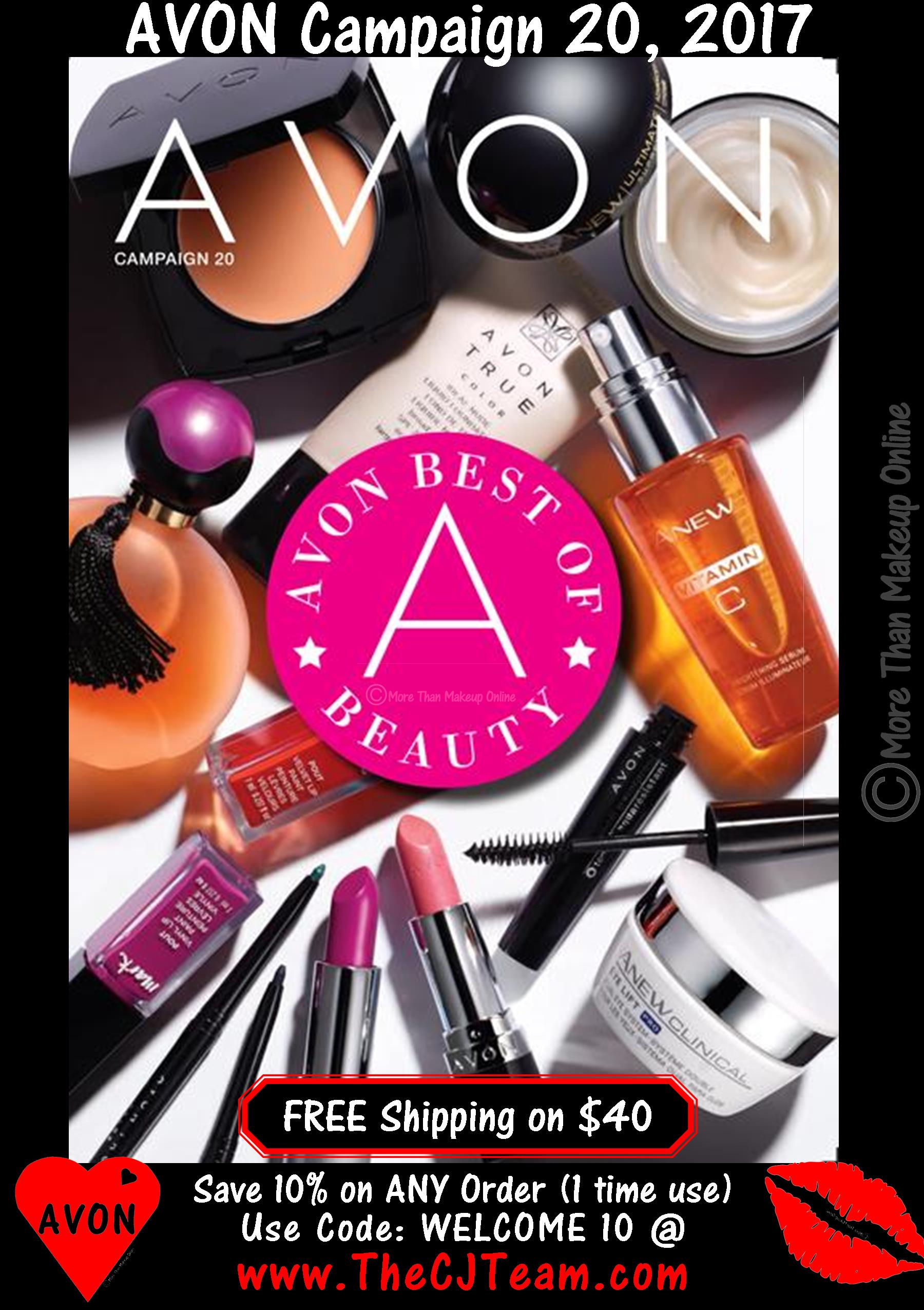 Avon Hand Cream Sale - More Than Makeup Online
