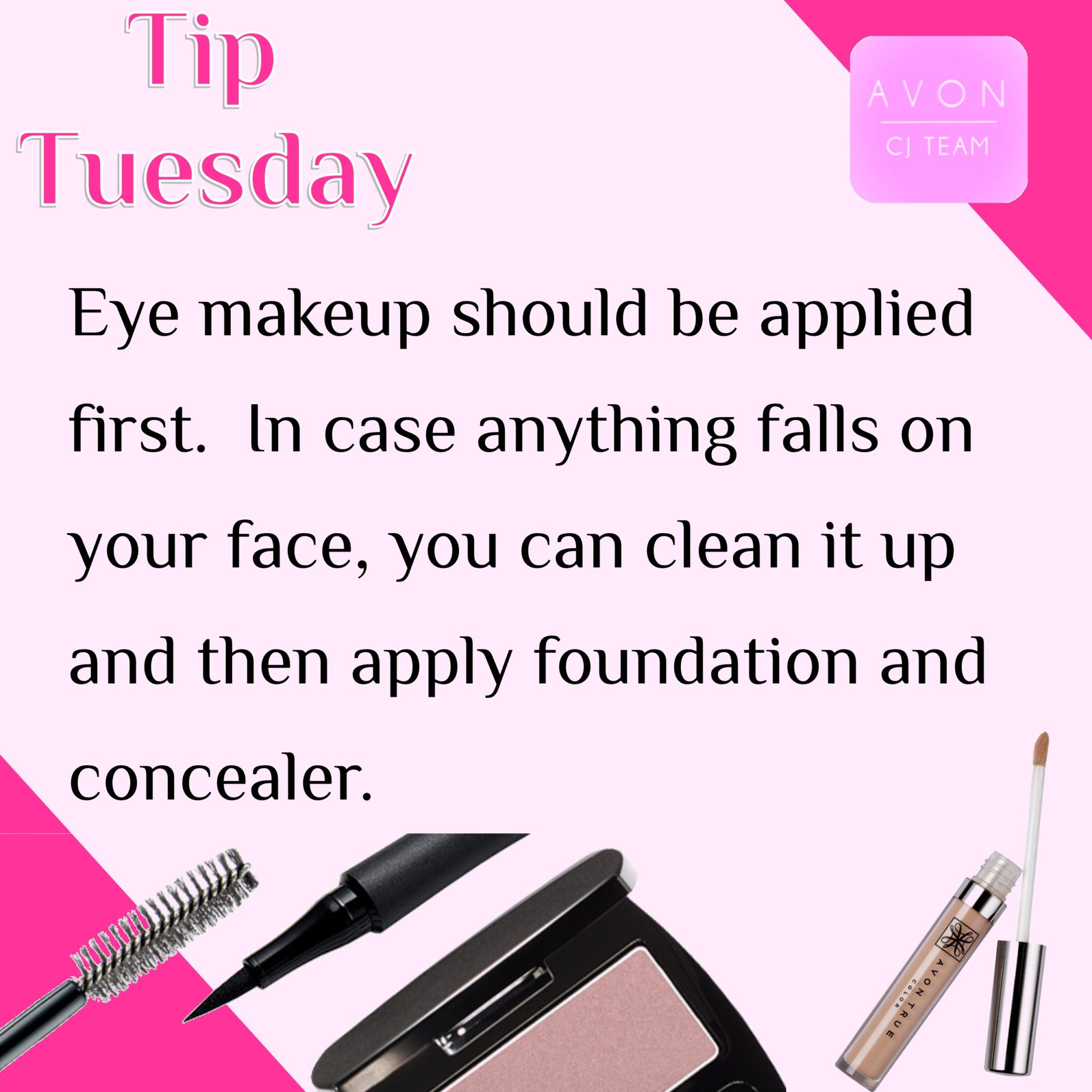 Tuesday Tip Eyes First More Than